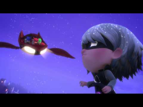 PJ Masks - Brand New Holiday Episodes Teaser
