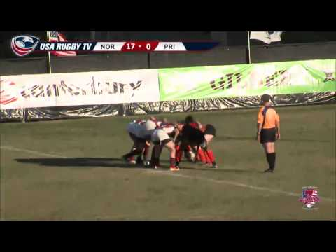 2013 USA Rugby College 7s National Championship - Day 1 Field 1
