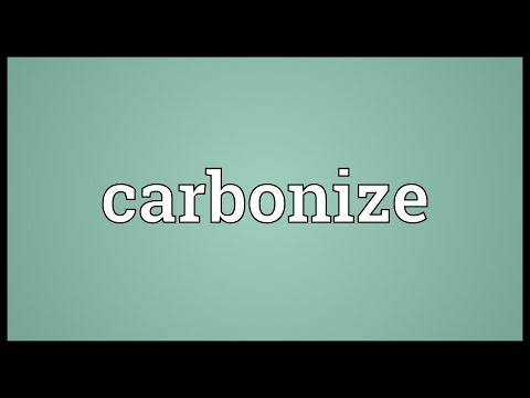 Header of carbonize