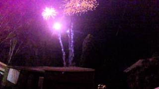 New Years Fireworks 2015