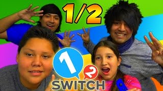 ABM: 1-2 Switch Gameplay!! Nintendo Switch!! HD