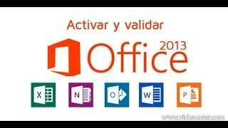 Activar Office Profesional Plus 2013-Permanente HD 2017 Full Nuevo