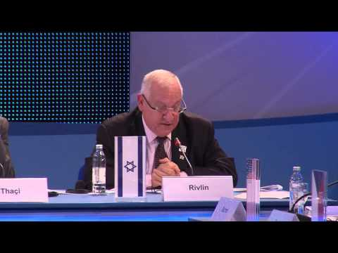 Reuven Rivlin, predsjednik Parlamenta
