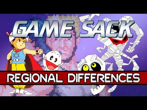 Game Sack - Regional Differences