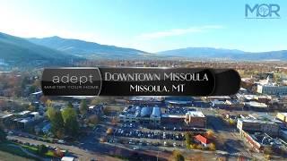 Missoula MT Real Estate | Neighborhoods | Downtown Missoula