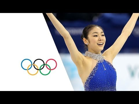 Yuna Kim enchants the world - Women's Figure Skating - Vancouver 2010 Olympic Winter Games