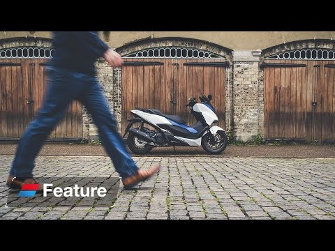 Honda Forza 125cc Scooter long-term test review
