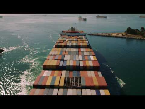 Port Perspectives with Jon Slangerup - The Expanded Panama Canal