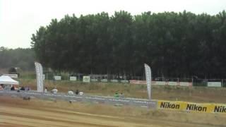 Ottobiano 2015: Sidecar Cross partenza Gara 2