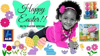 PBTV EASTER SPECIAL 3x FUN & EASY KID FRIENDLY EASTER CRAFT ACTIVITIES