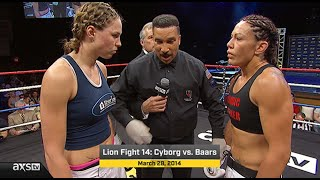 Fight of the Week: Cyborg vs. Baars
