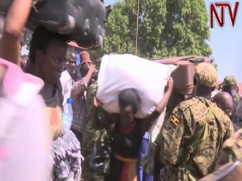 UPDF evacuates over 4,000 Ugandans from South Sudan