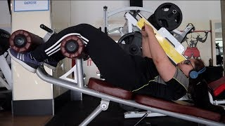 I Filmed Myself In The Gym For The First Time | Life of Manpreet