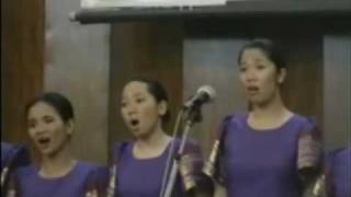 AUP Unceasing Cantica 2005 - Damgo Man Lang - Rex Revol