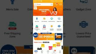 How to Play SHOPEE 1piso Game Using SHOPEE COINS.