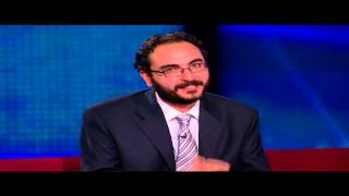 البرنامج -  لقاء باسم يوسف مع احمد الدروبي