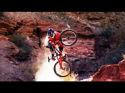 גמר רד בול בקפיצות אופניים 2012