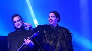 Marilyn Manson With John 5 Sweet Dreams Dope Show Xfinity Center Hartford Ct 8 11 18