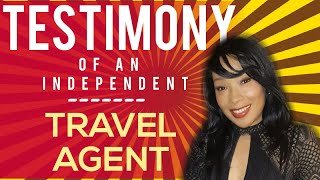 ❤️ Testimony Of An Independent Travel Agent ❤️ TULELA L. HARDY
