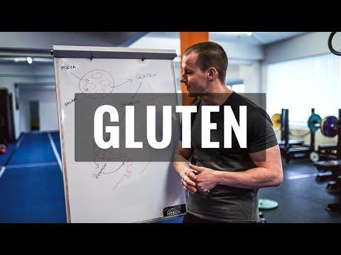 Die artgerechte Ernährung by Chris Eikelmeier: Gluten wird abgebaut!?