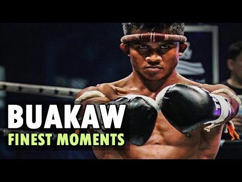 Buakaw's Finest Moments (Knockouts & Highlights)