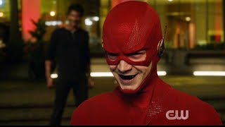 The Flash 6x08 Bloodwork and Dark Flash working together