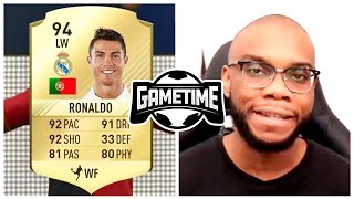 FIFA 17 Throwback | Buffon FIFA and PES Evolution | FIFA 20 Penalties | GameTime Episode 11