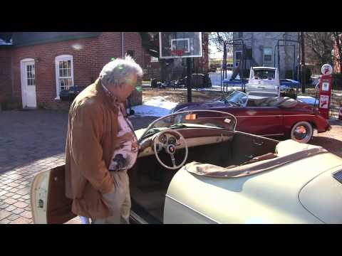 1957 Porsche 356A Speedster - Rickard Electric Signature Edition Part 2 Video