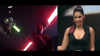 E3 Star Wars Battlefront 2 Full Panel  - EA Press Conference E3 2017 Multiplayer Trailer & Gameplay