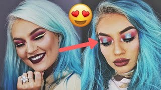 Makeup Transformation Compilation Girls (2018)   New Makeup Instagram Tutorials Compilation