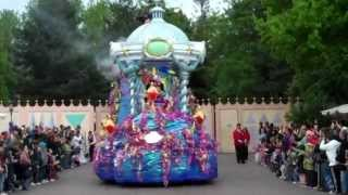 Eurodisney Parade 18-05-2012