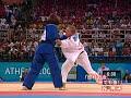 谷亮子の4年前アテネオリンピック 金メダル 48kg級