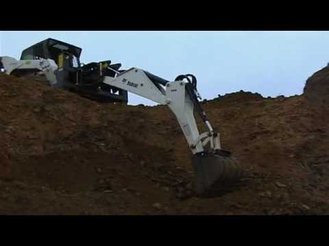 Bobcat Backhoes attachment