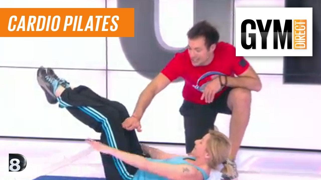 les principes du pilates cardio pilates 3 youtube On gimnasio cardio pilates