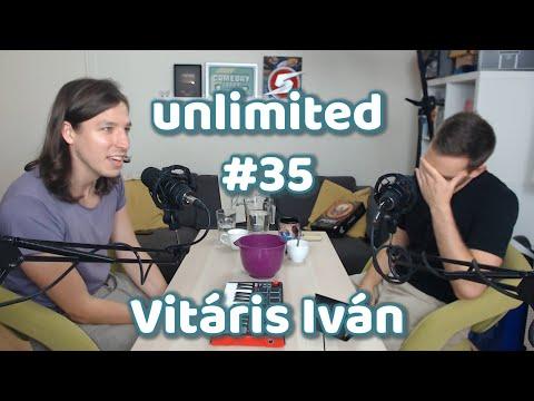 unlimited #35 - Vitáris Iván #ivanandtheparazol
