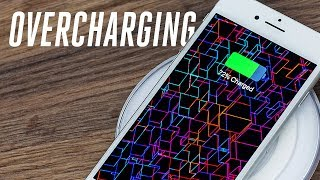 Does over-charging hurt your phone?