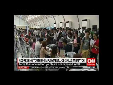 Addressing youth unemployment, job-skills mismatch