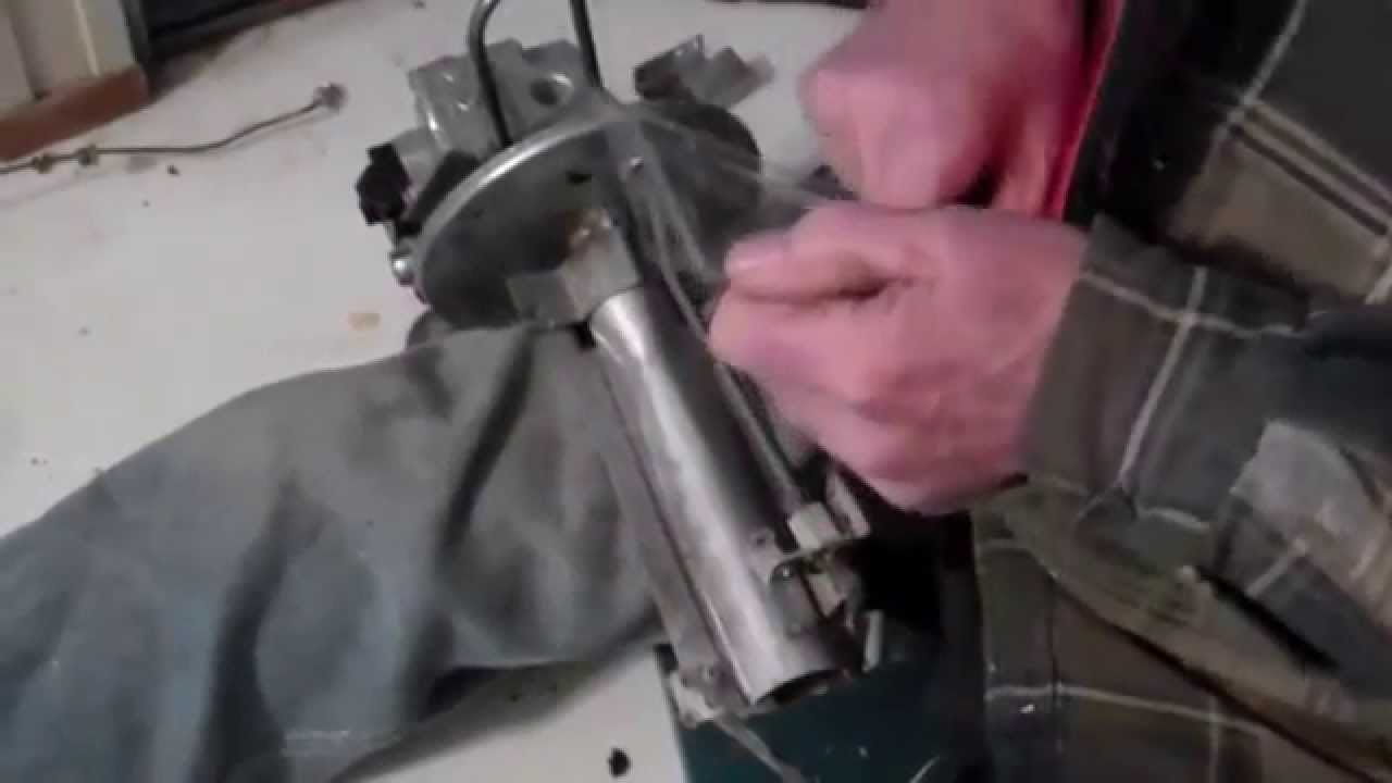 Thermocouple Replacement Pilot Light For Furnace Youtube