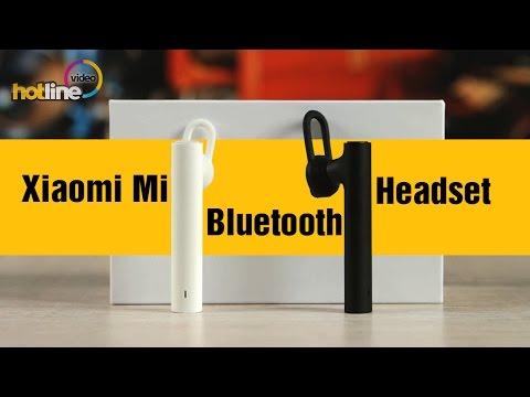 Xiaomi Mi Bluetooth Headset - обзор моногарнитуры