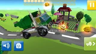 Kids game LEGO Juniors