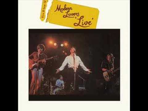 Jonathan Richman - The Morning Of Our Lives