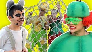 فوزي موزي وتوتي – البطيخة  والفأر– The Mouse & The Watermelon