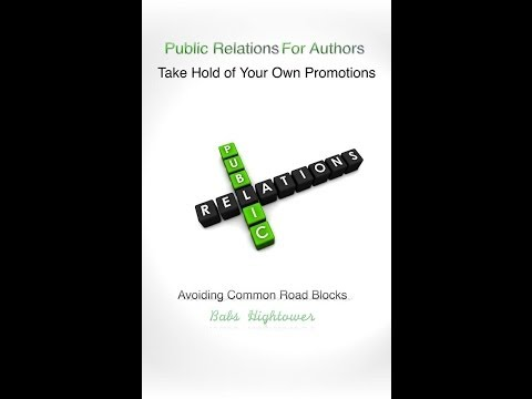 Publix Relations for Authors
