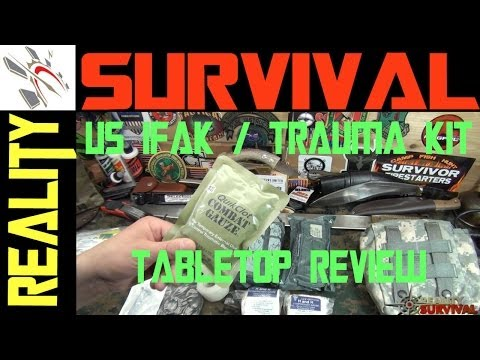 US Army IFAK & Trauma Kit Review