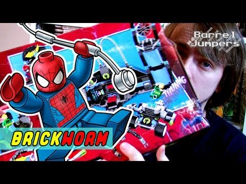 Spider-Man's Doc Ock Ambush (6873) - Brickworm