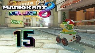 Mario Kart 8 Deluxe ITA [Parte 15 - Guardie e ladri]