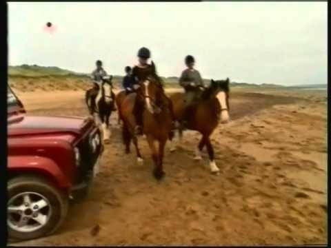 Horse Trail Riding Ireland - Killarney National Park - Vox TV Report