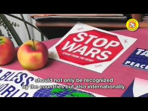 Peace Tax - War Tax Resistance - english subtitles