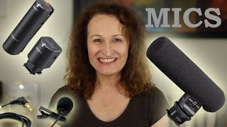 4 Different Mic Sounds: Sony a6000 | Sharing Spot