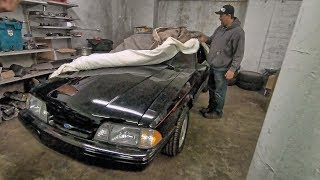 Barn Finds = '69 & '89 Mustangs - plus Ford's secret code for Lightweight in a Fox Body